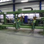 Pointing and chamfering machine manufacturing