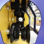 Rounding machine Bezner-Oswald