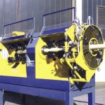 Perforation machine wood